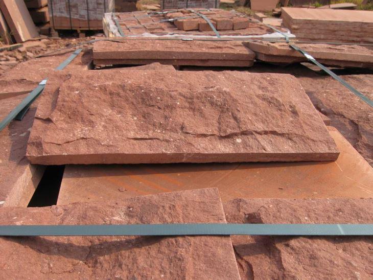 红砂岩石材